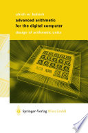 Advanced Arithmetic for the Digital Computer