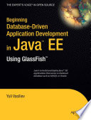 Beginning Database Driven Application Development In Java Ee