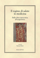 illustration Il regime di salute in medicina