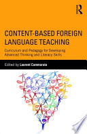 Content Based Foreign Language Teaching