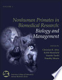 Nonhuman Primates In Biomedical Research book