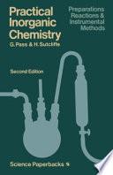 Practical Inorganic Chemistry