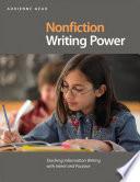 Ebook Nonfiction Writing Power Epub Adrienne Gear Apps Read Mobile