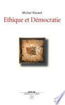Ethique et démocratie