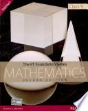 The Iit Foundation Series Mathematics Class 9 2 E