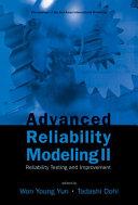 Advanced Reliability Modeling II