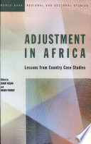 Adjustment in Africa