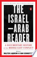 The Israel Arab Reader