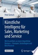 K  nstliche Intelligenz f  r Sales  Marketing und Service