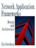 Network Application Frameworks