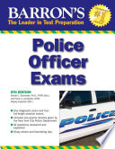 Barron s Police Officer Exam
