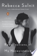 Recollections of My Nonexistence Book PDF