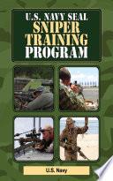 U S  Navy SEAL Sniper Training Program