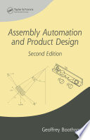 Assembly Automation and Product Design  Second Edition