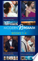 download ebook modern romance collection: november 2017 books 1 - 4 (mills & boon e-book collections) (one night with consequences, book 35) pdf epub