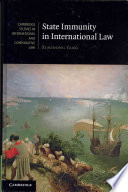 State Immunity in International Law
