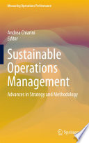 sustainable operations management