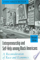 Entrepreneurship And Self Help Among Black Americans book