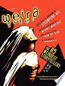 Weird Tales 349 85th Anniversary Issue