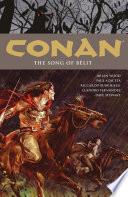 Conan Volume 16  The Song of Belit