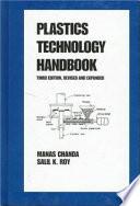 Plastics Technology Handbook  Third Edition