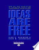 Ideas Are Free