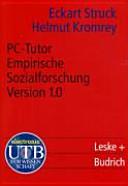 Empirische Sozialforschung. Buch. Modelle und Methoden der standardisierten Datenerhebung und Datenauswertung
