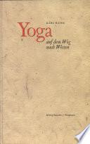 Yoga auf dem Weg nach Westen