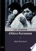 illustration du livre Le cinéma d'Akira Kurosawa