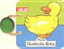Meine Quietsche-Ente.