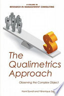 The Qualimetrics Approach