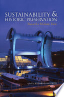 Sustainability   Historic Preservation