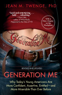 Generation Me - Revised and Updated