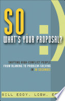 So  What s Your Proposal