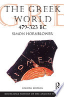 The Greek World 479   323 BC
