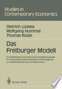 Das Freiburger Modell