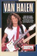 Book Guitar World Presents Van Halen