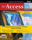 Microsoft Office Access Comprehensive