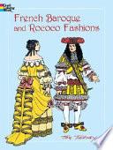 French Baroque and Rococo Fashions Pdf/ePub eBook