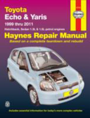 Toyota Echo Yaris Automotive Repair Manual
