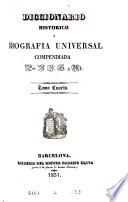 Diccionario hist  rico     Biografia universal compendiada  ed  by N  Oliva