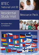 Btec National Unit 22 Residential Study Visit Resource Pack