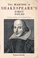 The Making of Shakespeare s First Folio