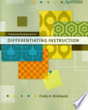 Professional Development for Differentiating Instruction