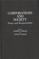 Corporations and Society
