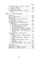 Patrick Cragun  Descendants in America  1744 1969