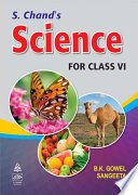 S Chand   s Science For Class 6