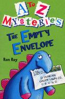 A Z Mysteries The Empty Envelope