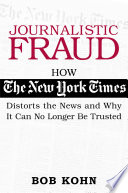 Journalistic Fraud