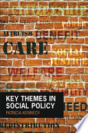Key Themes in Social Policy